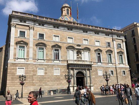 photo2.jpg - Photo de SANDEMANs NEW Europe - Barcelona ...