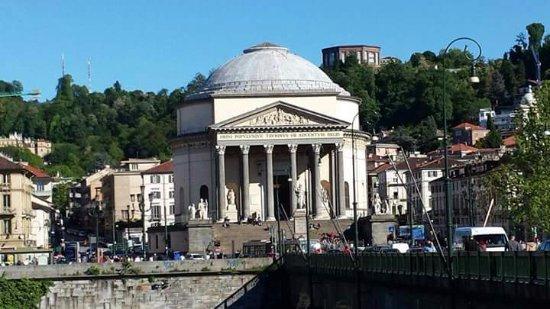Gran Madre di Dio - Torino. - Bild von Gran Madre di Dio, Turin ...