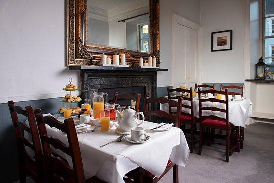 Hibernian House: Breakfast Room