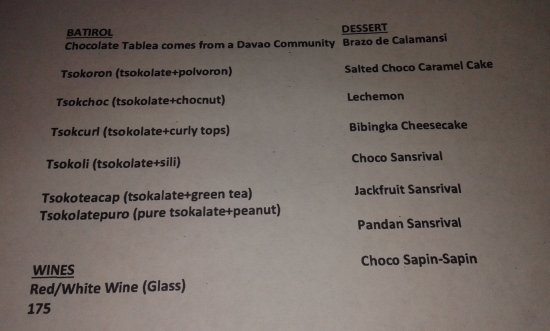 simple dessert dishes tweaked with interesting names