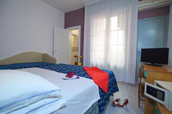 Hotel Iride: Camera superior