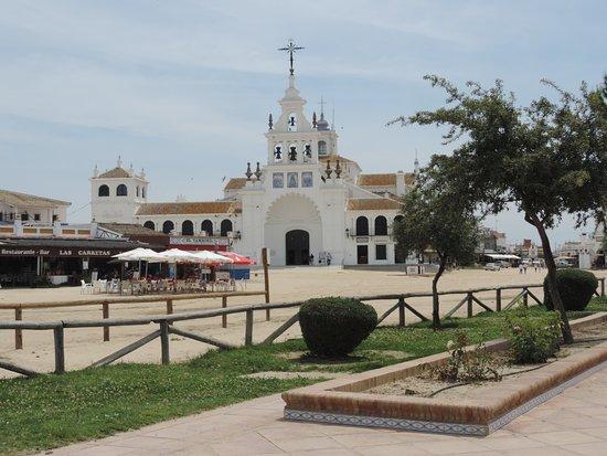 Almonte, Spain: Ermita de la Virgen del Rocío