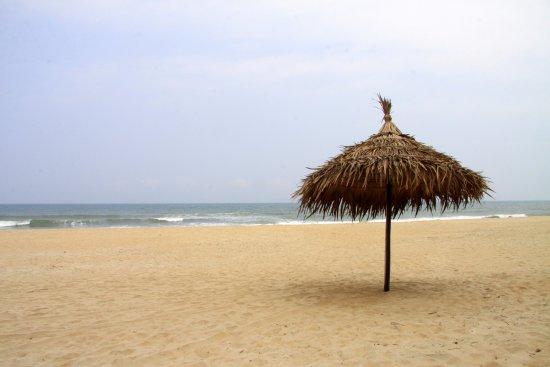 le belhamy resort & spa: pláž