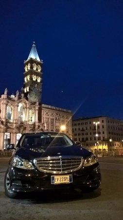 Driver4u: Luxury Mercedes