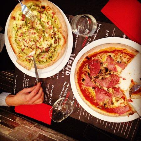 La Pizza Du 12 Paris Restoran Yorumlar Tripadvisor