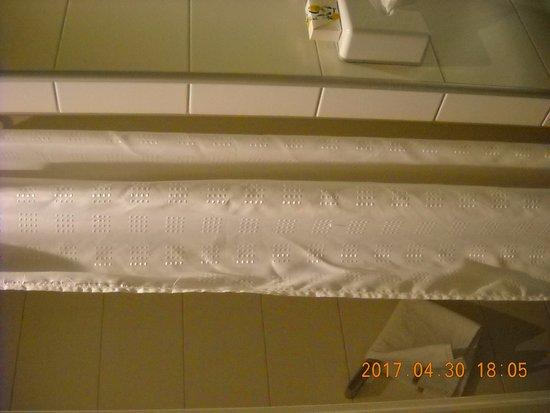 Hotel Amsterdam - De Roode Leeuw: cabina doccia