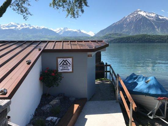 Gunten, سويسرا: Wakehouse Gunten