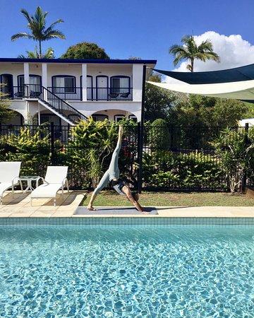 Brunswick Heads, أستراليا: Relax & Enjoy.