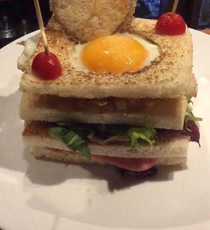 Molins de Rei, Spanje: sandwitches deliciosos