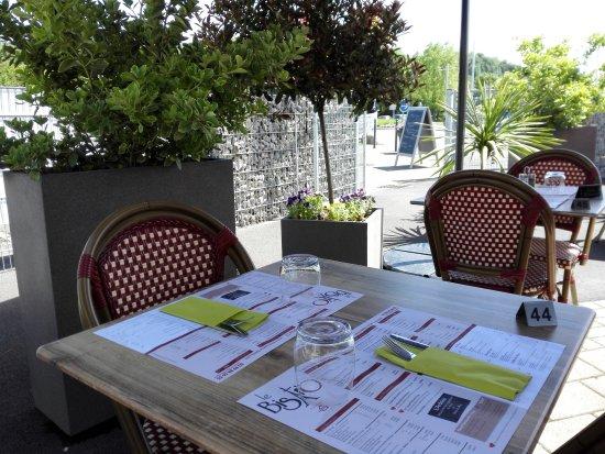 Altkirch, Francia: la terrasse