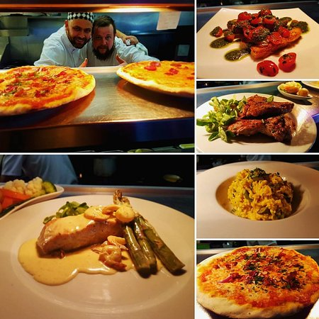 Hyde, UK: tasty, fresh and authentic italian food