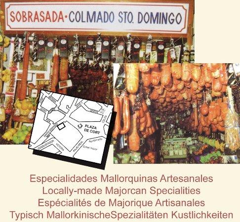 imagen Colmado Santo Domingo en Palma de Mallorca