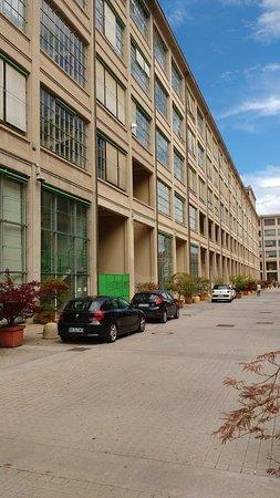 NH Torino Lingotto Congress: Front of hotel