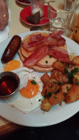 Photo of American Restaurant The Breakfast Club at 11 Southwark Street, London SE1 1RQ, United Kingdom