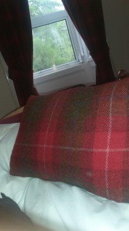 Newtonmore, UK: Tweed