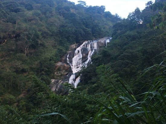 Mawanella, Sri Lanka: water fall