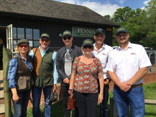 The Fennes Shooting School