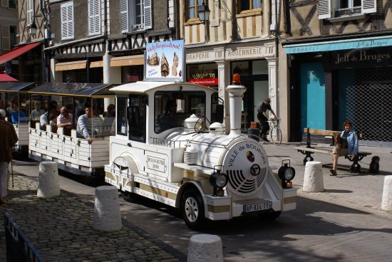 Le Petit Train de Bourges