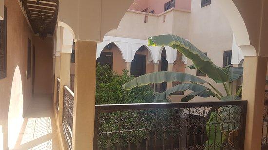 Riad l'Oiseau du Paradis: 20170405_103454_large.jpg