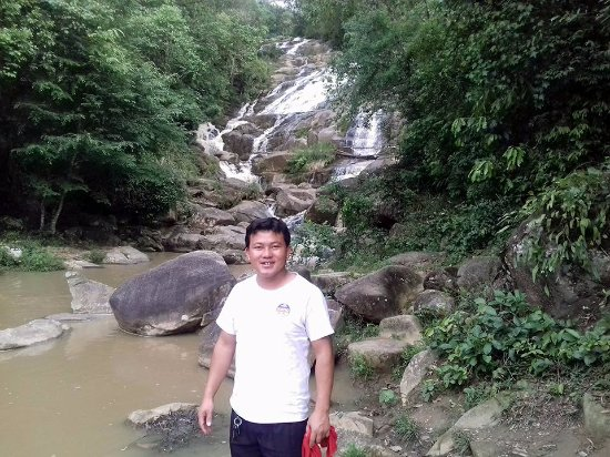 Houaphanh Province, ลาว: Salear waterfall