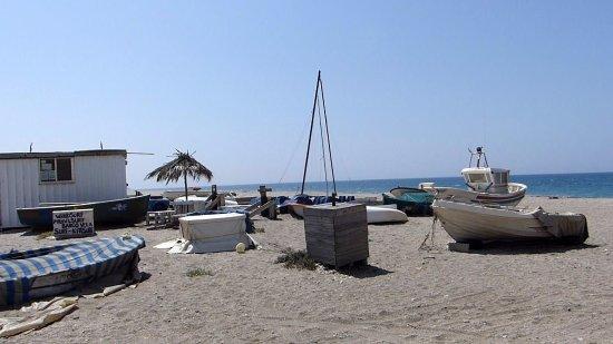 Cabo de Gata, Spain: Fishermens Boats