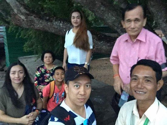 Asanak D'Angkor Boutique Hotel: Our tour of Seim Ream
