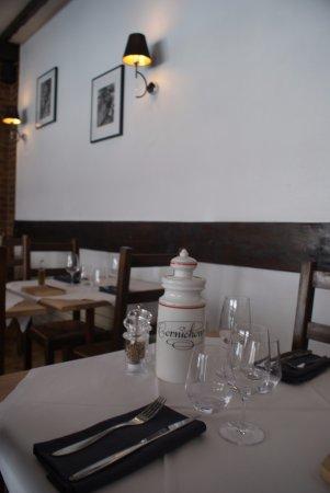Le bistrot de beno t maisons alfort restaurant avis for Avis maison alfort