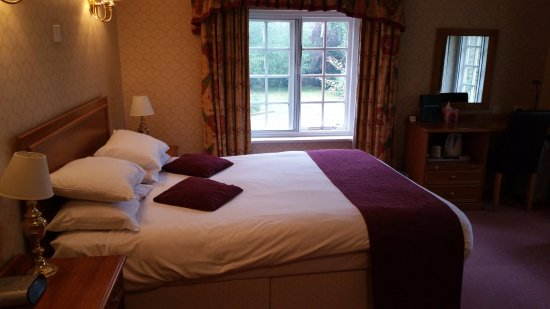 Chartham, UK: My room