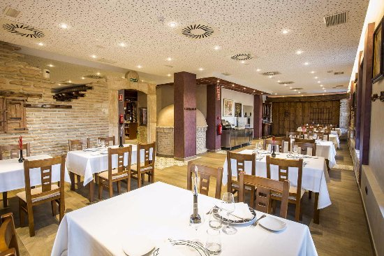 La Vid, Spania: Comedor
