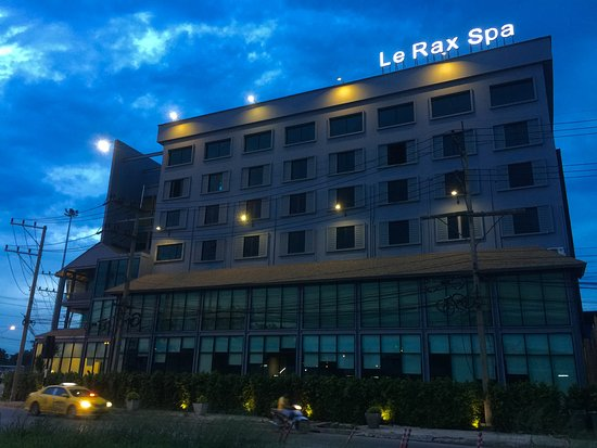 LeRax Spa & Massage