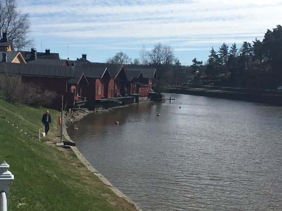 Porvoo, Suomi: First view