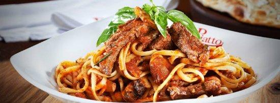 Kempton Park, Südafrika: One of the brilliant pastas available