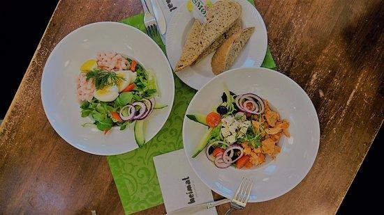 Gjerstad Municipality, Noruega: enkel lunsj