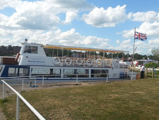 Oulton Broad, UK: Waveney Princess