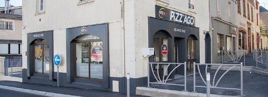 Cholet, Francia: Pizz'ago