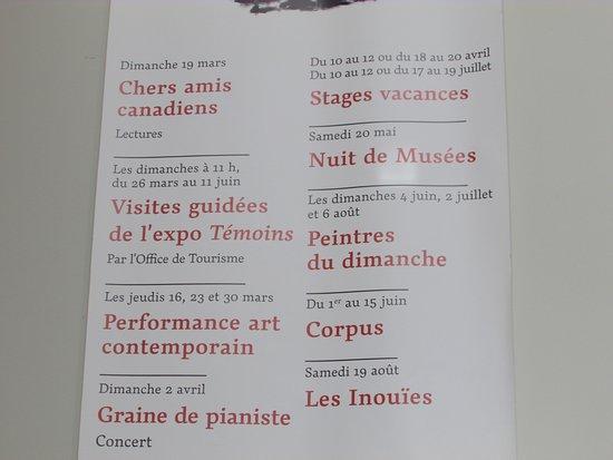 Arras, France: Exemple d'activités