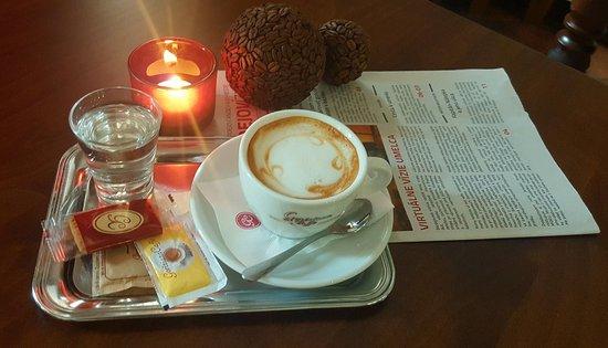Bardejov, Slovakia: caffeteria/caffebar
