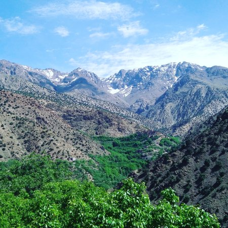 Imlil, Marokko: Azzaden valley 2 days trek in high Atlas