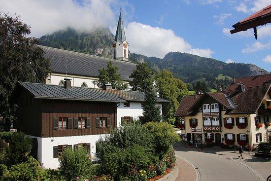 Romantik Hotel Sonne Bad Hindelang Bayern