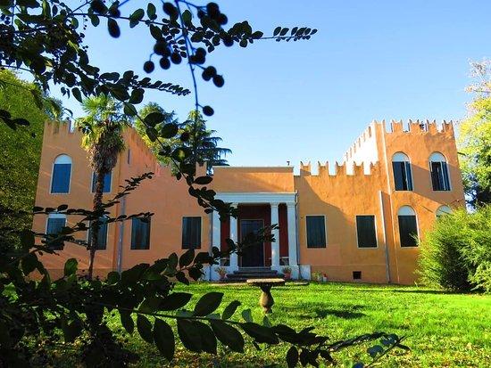 Torreglia, Italien: Facciata anteriore