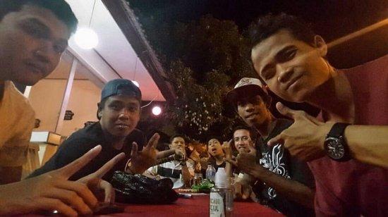 Padangbai, Indonesia: Warung yuda