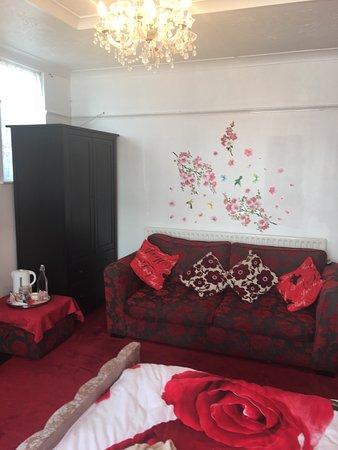 Jasmine House: Chambre fleur