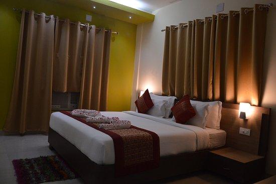 Hotel Krishna Sea Sight