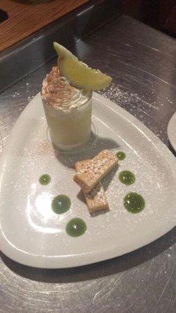Rhondda Cynon Taf, UK: Delicious desserts