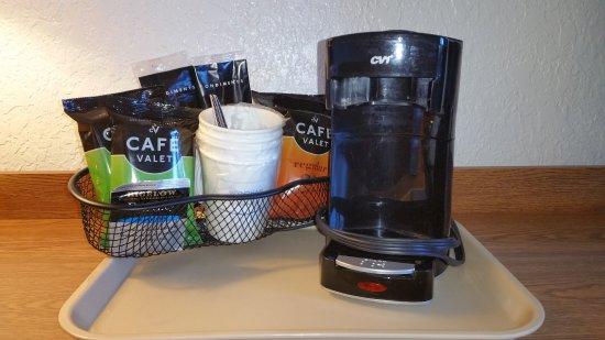Glens Falls, Νέα Υόρκη: Coffee