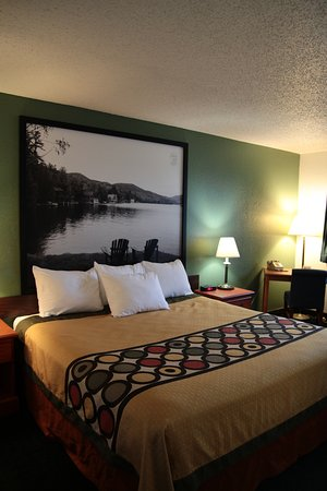 Glens Falls, Estado de Nueva York: 1 King Bed Room