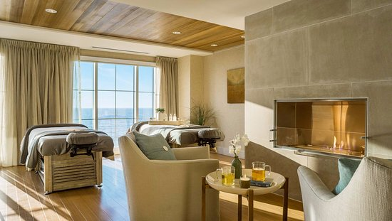 Cape Neddick, ME: Couples Treatment Suite in  The Spa