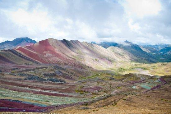 Región Cuzco, Perú: La Montaña de Colores en Cusco, un lugar mágico.
