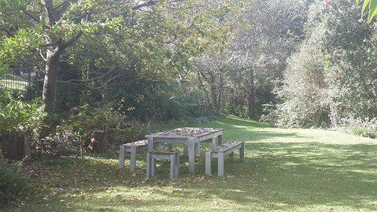 Pietermaritzburg, Sudáfrica: Upper garden.