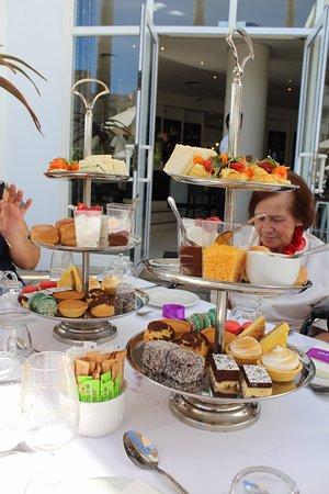 Bantry Bay, Güney Afrika: High Tea, Mothers Day